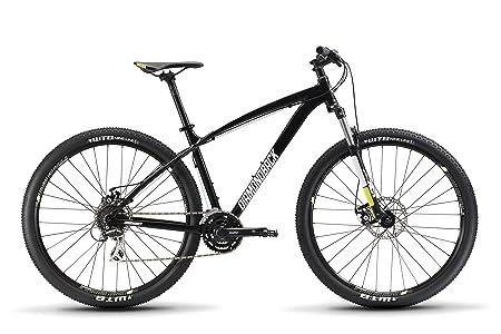 side facing diamondback overdrive 29 hardtail mountain bike