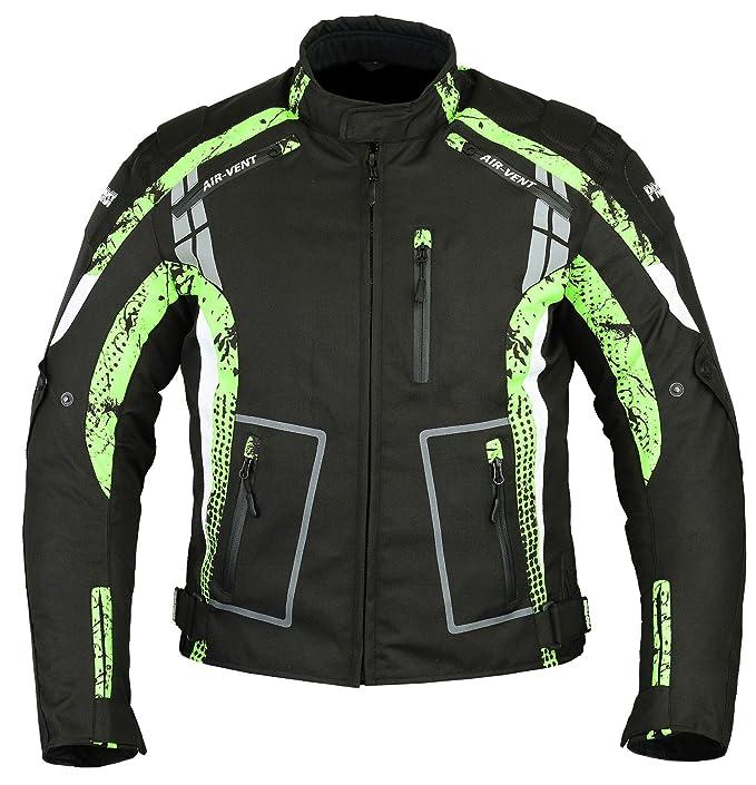 Mr.Pro jkt-002 | Impermeable Moto Motocicleta Chaqueta en ...