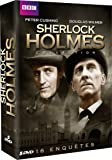 Coffret sherlock holmes 5 DVD