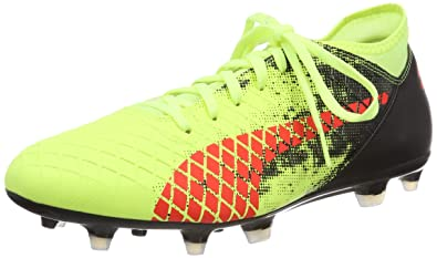 c47e0dc594ae43 Image Unavailable. Image not available for. Color  Puma Future 18.4 Firm  Ground AG Mens Football Boots ...