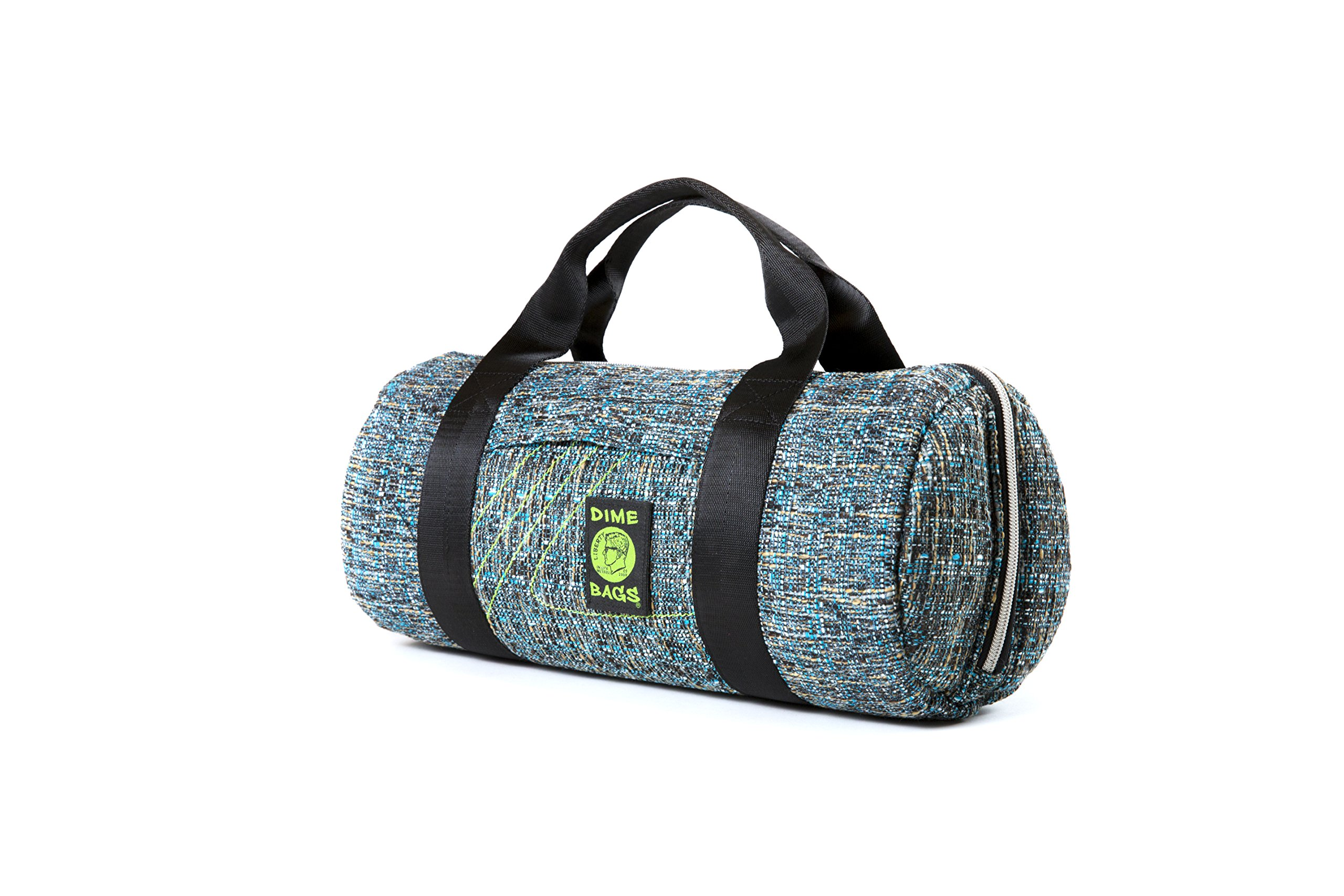 15 in Padded Duffle Tube | Discreet, Padded Case for Pipes/Pieces (Glass)