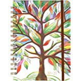 """Planner 2020-2021 - Academic Weekly & Monthly Planner with Tabs, 6.5"""" x 8.5"""", July 2020 - June 2021, Hardcover with Back…"""