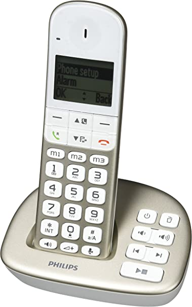 Philips XL4951S/38 - Teléfono (50 entradas): Amazon.es: Electrónica
