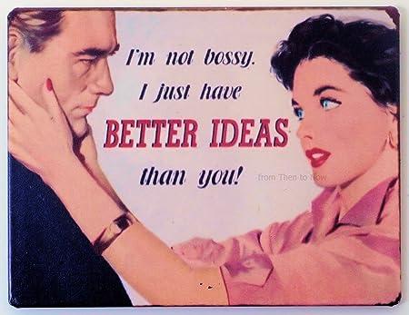 Image result for vintage bossy