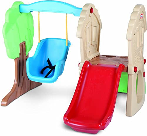 Little Tikes Hide and Seek Climber and Swing