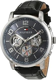 Reloj para hombre Tommy Hilfiger 1791289, mecanismo de cuarzo, diseño con varias esferas,