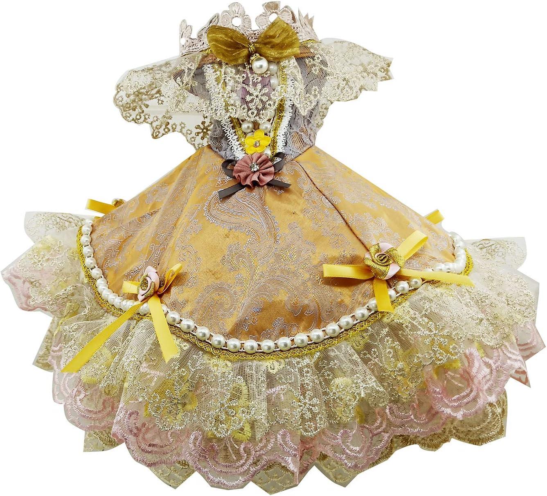 Set Rock Per/ücken Schuhe Socken Accessoires Vollst/ändiger Satz f/ür 1//3 BJD Dolls Ball Jointed Dolls 21-23inch 60cm Flower
