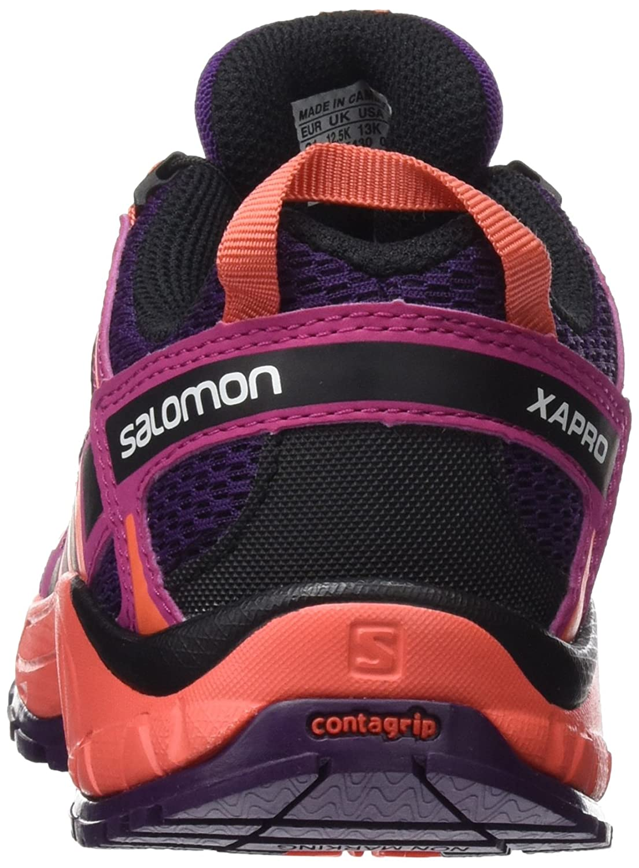 Salomon Kids Xa Pro 3D J Trail Running Shoe