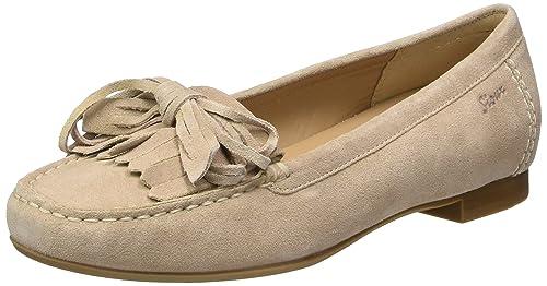 Sioux Zissy, Mocasines para Mujer, Gris (Shell 002), 40.5 EU: Amazon.es: Zapatos y complementos