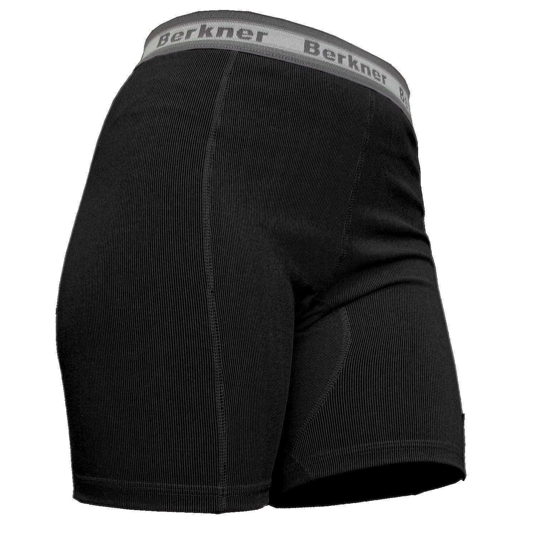 Berkner Damen Thermo Shorts / Skiunterwäsche / Funktionsunterwäsche - SILVER BION forte -Thermoactiv