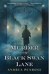 Murder on Black Swan Lane (A Wrexford & Sloane Mystery) Hardcover