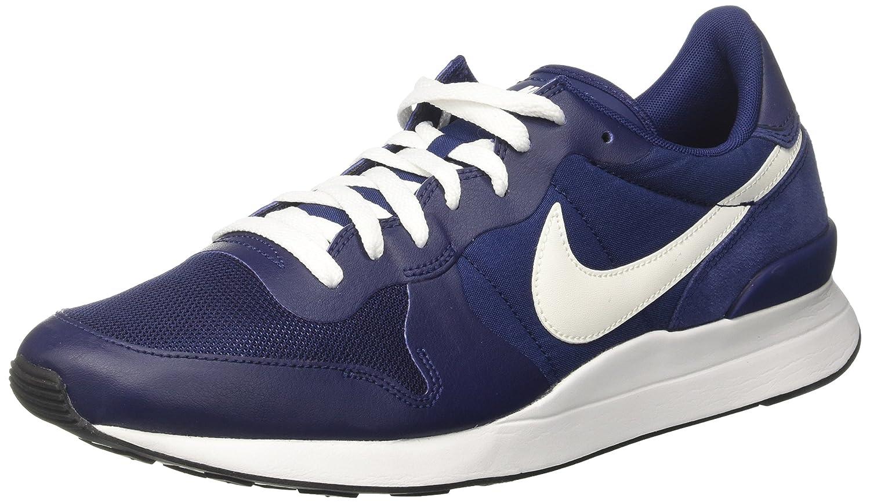Nike Internationalist Lt17, Zapatillas de Entrenamiento para Hombre 40.5 EU|Multicolor (Binary Blue/Summit White/Pure Platinum)