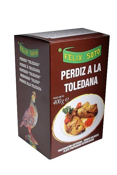 Félix Soto, Conserva de carne de pollo (Perdiz Toledana) - 400 gr.