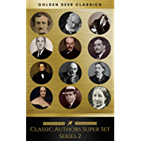 Classic Authors Super Set Series 2 (Golden Deer Classics)