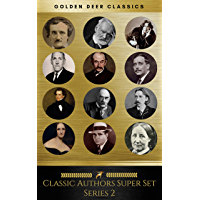 Classic Authors Super Set Series 2 (Golden Deer Classics) (English Edition)