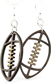 product image for Football Earrings