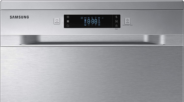 Samsung DW60M6050FS Independiente 14cubiertos A++ lavavajilla ...