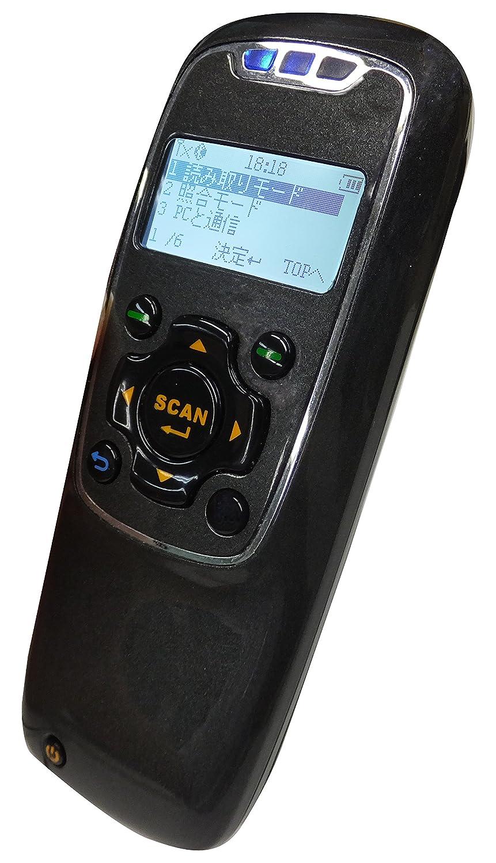 バーコードデータコレクターMD100(蓄積型レーザー照射モデル)ダークグレー   B00ZR0KHMY