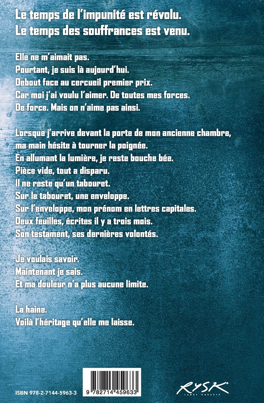 De Force French Edition Karine Giebel 9782714459633
