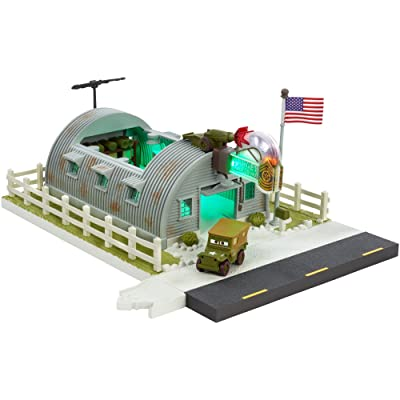 Disney/Pixar Precision Series Sarge's Surplus Hut Playset: Toys & Games