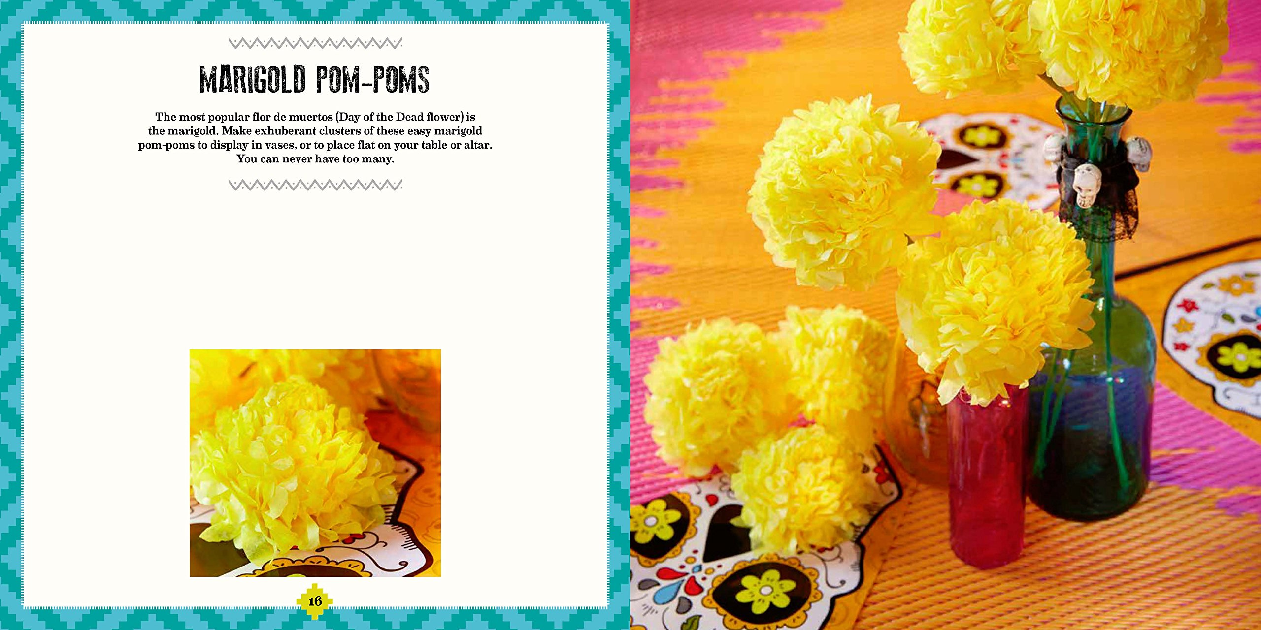 Day Of The Dead 20 Creative Projects To Make For Your Party Or