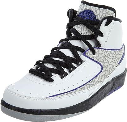 Nike air Jordan 2 Retro BG hi top Trainers 395718 Sneakers Shoes