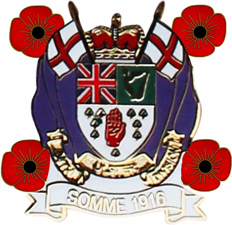 Poppy Badge 1916-2016 Official Royal British Legion badge.