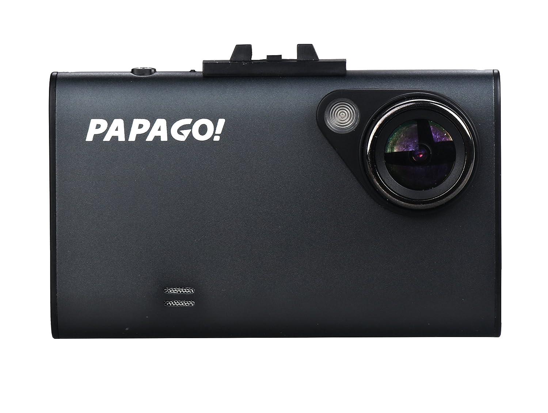 PAPAGO Papago GoSafe 220 Dash Camera with 2.7-Inch LCD, Grey (GS2208G) PAPAGO Inc.