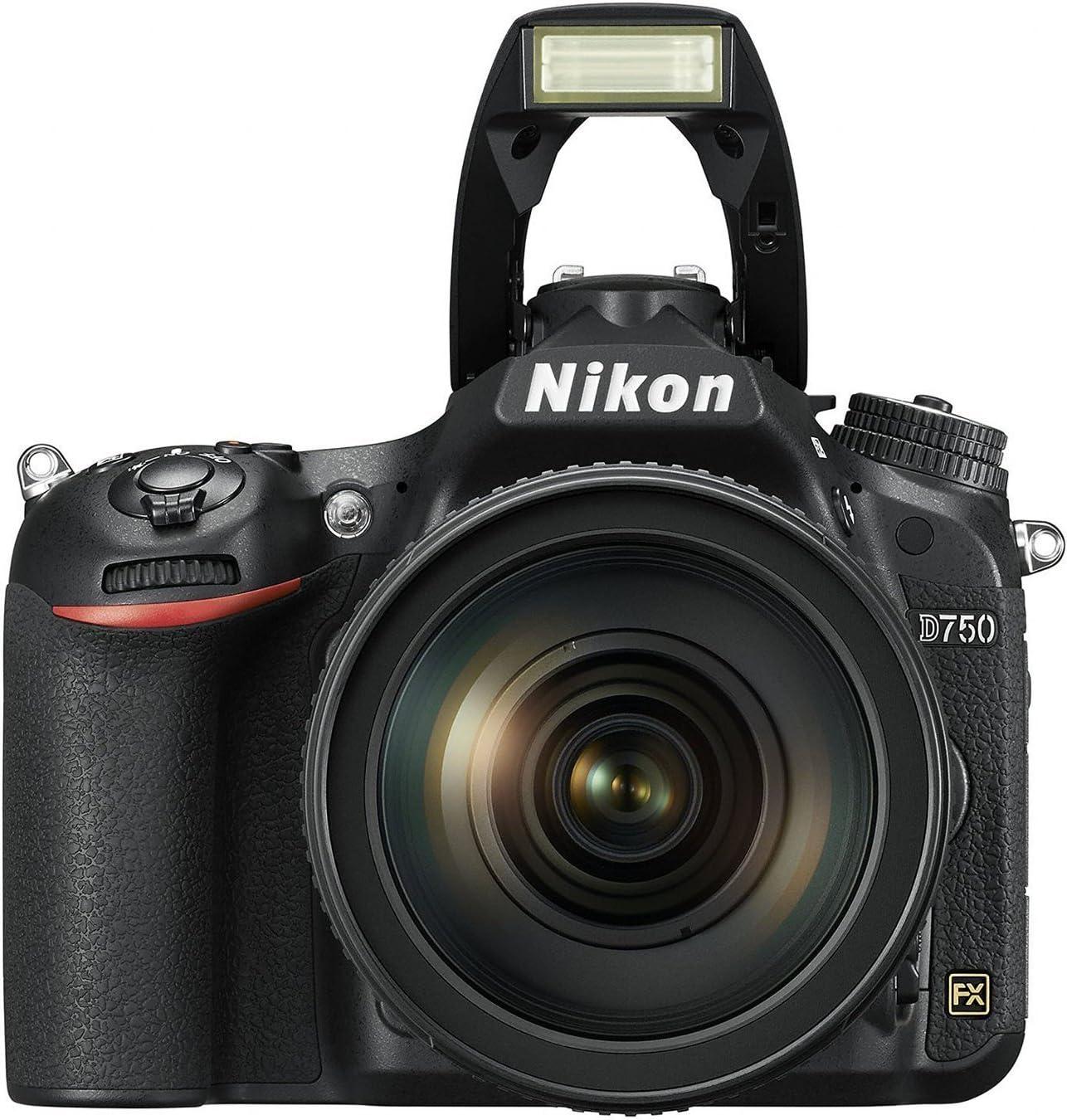 Nikon D750 + AF-S 24-120 VR - Cámara Digital: Amazon.es: Electrónica