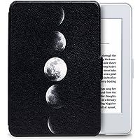 Capa Case Kindle Paperwhite Walnew Função Liga/Desliga (Eclipse Lunar)