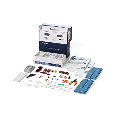 Mand Labs KIT-1 Standard Edition: The STEM Electronics Kit: Toys & Games