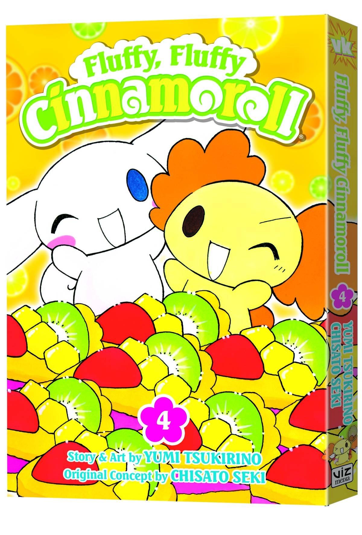Fluffy, Fluffy Cinnamoroll, Vol. 5