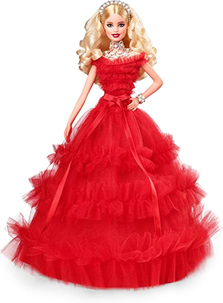 Amazon Com 2018 Holiday Barbie Doll Toys Games