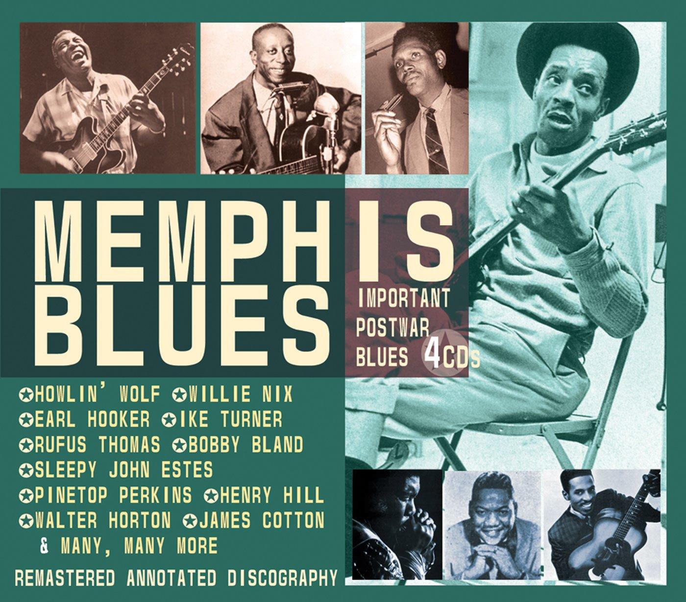 Memphis Blues / Various by JSP