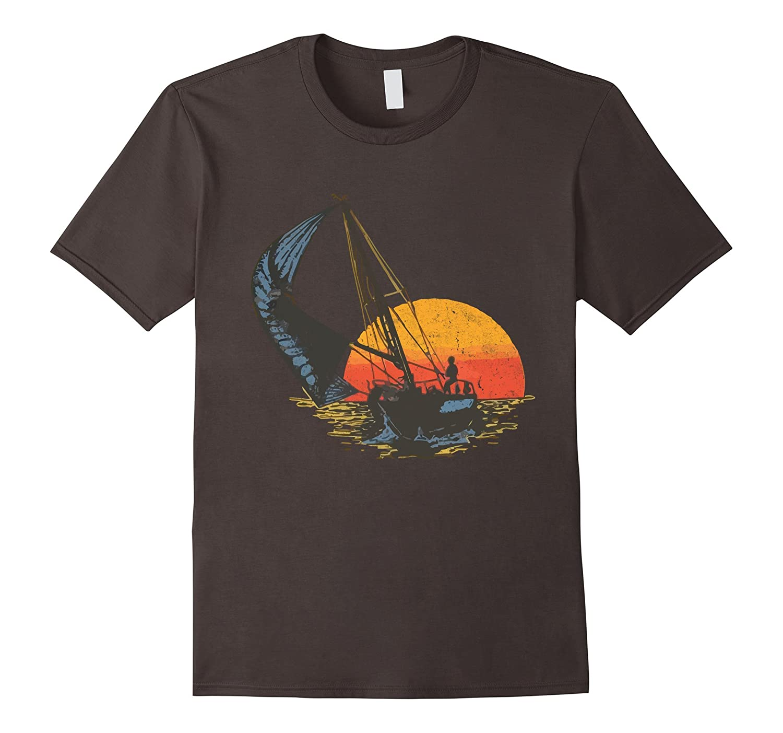 Vintage Sailing T-Shirt- TPT