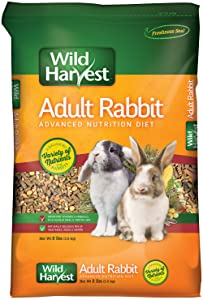Wild Harvest Advanced Nutrition Diet for Adult Rabbits