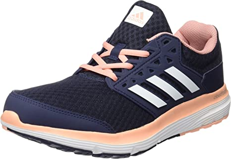 Adidas Galaxy 3 W, Zapatillas Mujer, Multicolor (Grimed/Ftwbla/Suabri), 39 1/3 EU: Amazon.es: Deportes y aire libre