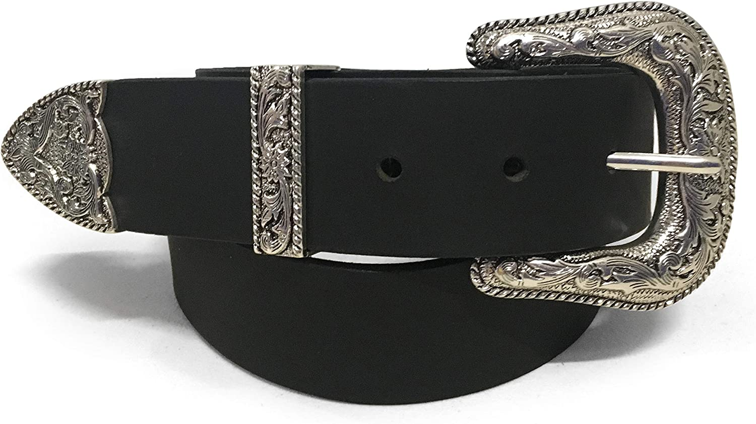 New Mens Handmade Genuine Solid Buffalo Leather Belt