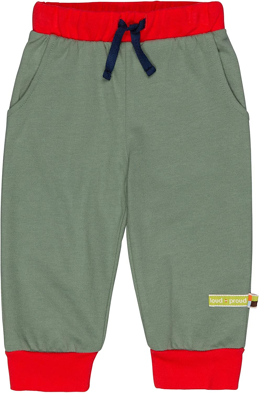 Loud Proud Hose Fleece Aus Bio Baumwolle Gots Zertifiziert Pantalon Mixte b/éb/é