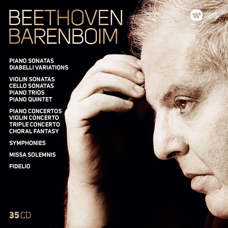 Complete Beethoven: Symphonies, Overtures, Concertos, Missa Solemnis, Fidelio, Diabelli Variations, Piano, Violin & Cello Sonatas, Piano Trios (35CD) by Warner Bros.