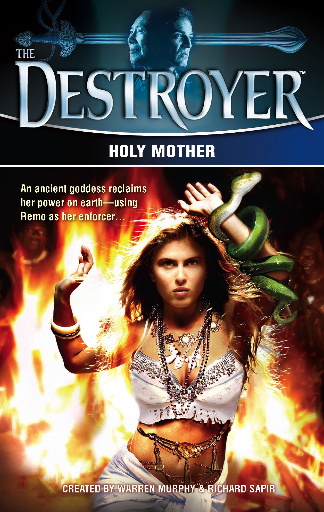 Download Holy Mother (The Destroyer) ebook