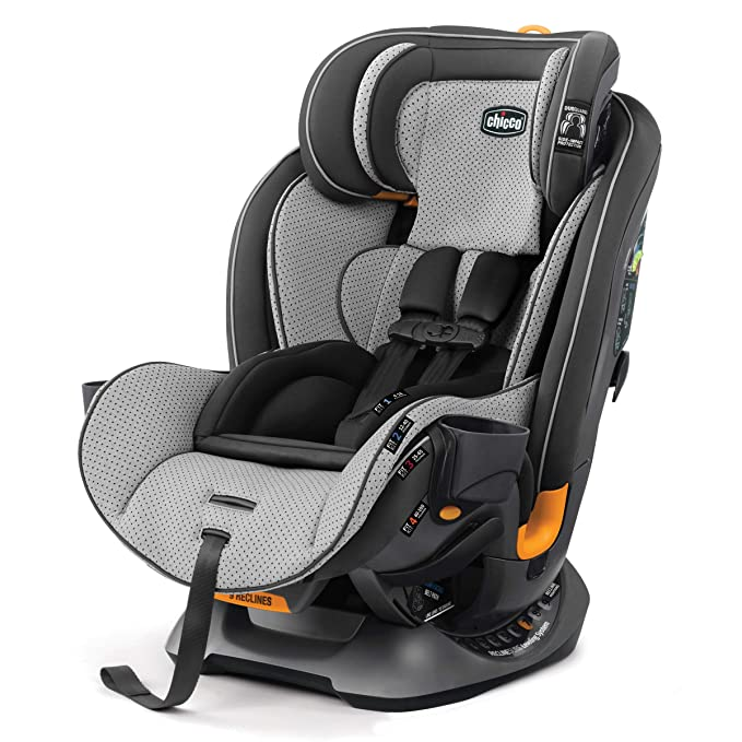 Chicco Fit4 4-in-1 Convertible Car Seat -The Most Convenient Use For 10 Years