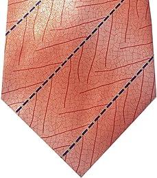 Classy and Traditional Neckties, Formal Men's Silk Fine Microfiber Ties