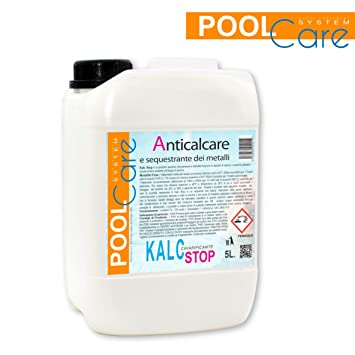 POOL CARE kalc Stop 5 L - Descalcificador Concentrado para ...