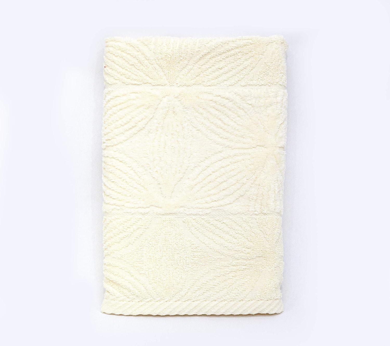 Lavable en Machine Ivoire 50 x 80 cm My Cooning Agatha Lot de 6 Serviettes de Bain douillettes et absorbantes 100/% Coton certifi/é /Öko-tex 70 x 140 cm et 4 Petites Serviettes
