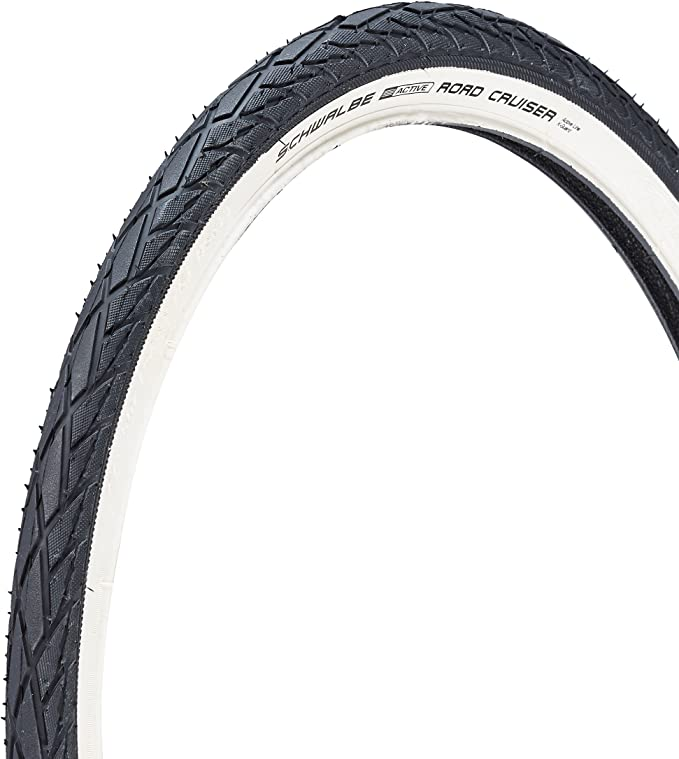 "47-507 New 24/"" X 1.75/"" Schwalbe Range Cruiser HS457 Mountain Bicycle Tire"
