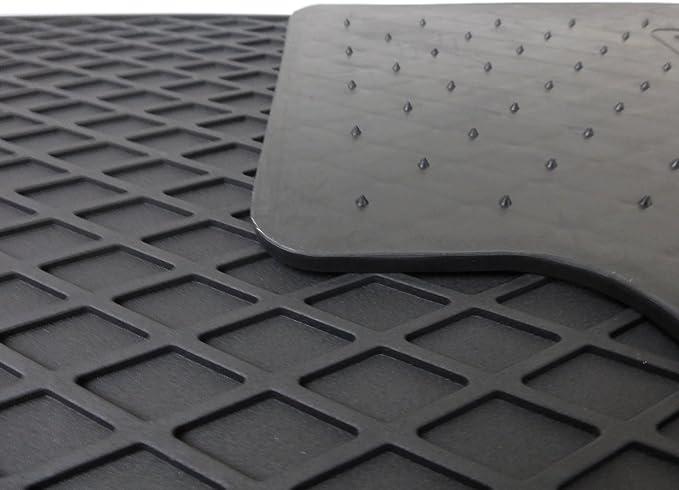 4 unit/és Tapis de sol en caoutchouc toutes saisons Astra J Accessoires dorigine Opel