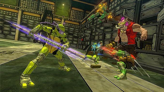Teenage Mutant Ninja Turtles: Mutants in Manhattan (Xbox One ...