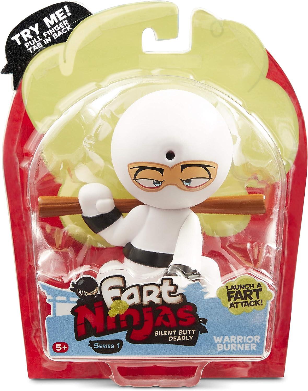 Fart Ninja / Quemador Guerrero