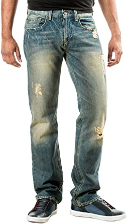 Christian Audigier Ed Hardy Para Hombre Ejercito Vintage Jeans Amazon Es Ropa Y Accesorios